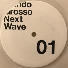 MONDO GROSSO:NEXT WAVE(LABEL SIDE-A)
