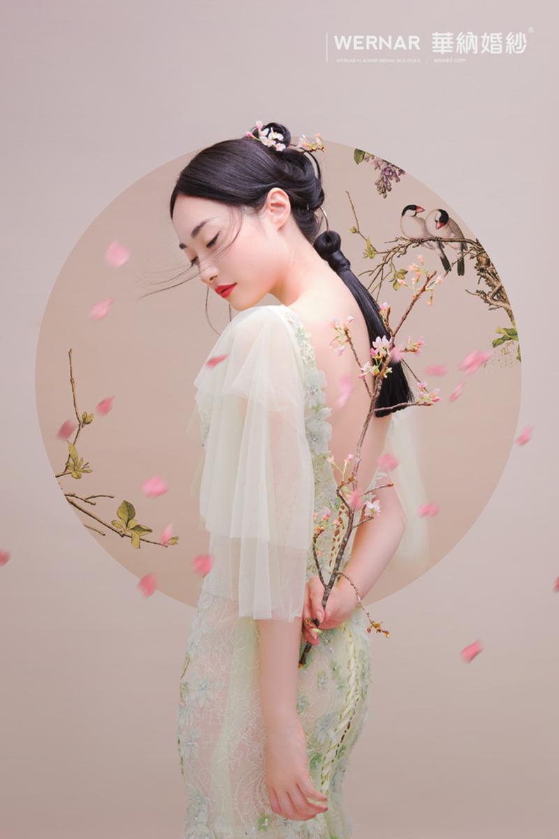 婚紗攝影,美人如畫