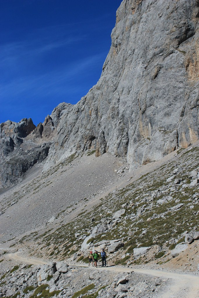 Picos de Europa hike with Explore