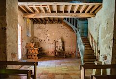 15-L'accès au clocher - Photo of Belin-Béliet