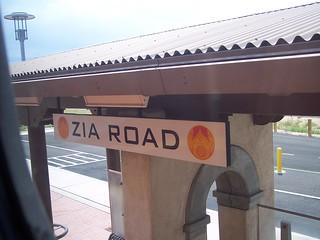 Zia Road