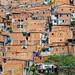 Favela, Bucaramanga Colombia