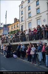 Paris, manifestation du 23 Septembre 2017 France Insoumise, Marche Contre Le Coup D'Etat Social