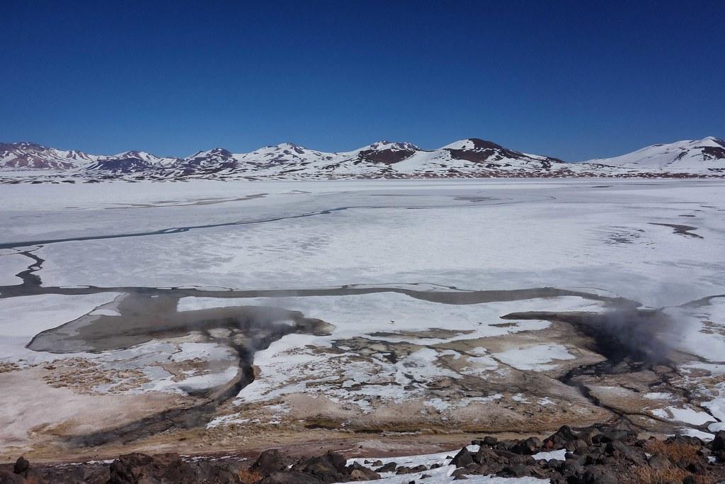 San Pedro Atacama - Piedras Rojas - Hot Spring 3