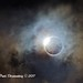 Diamond Ring through the Clouds by Procyon Systems