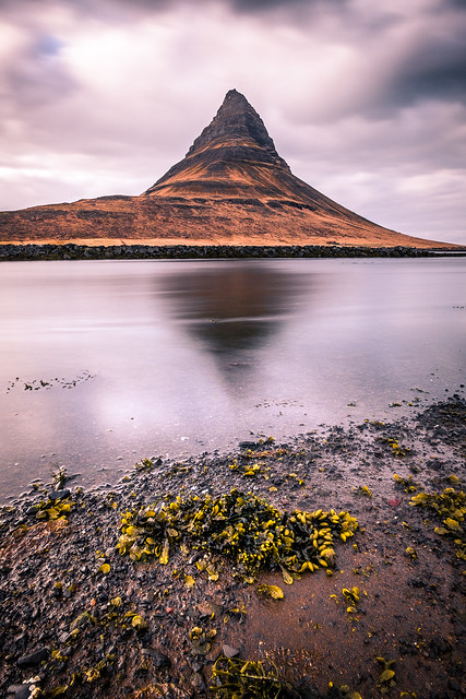Kirkjufell mountain - Iceland - Travel photography