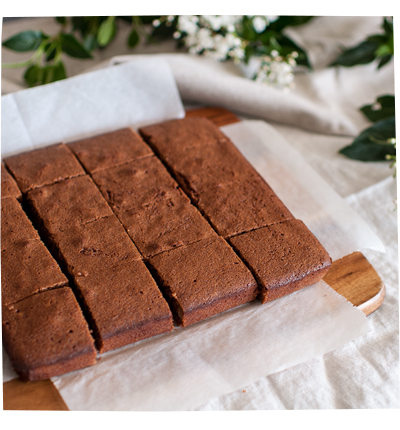 Gluten-Free (With No Extra Sugar) Chocolate Brownies