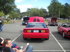12G 1987 Chevy Camaro Z28 IROC - IRONMDN - Rear