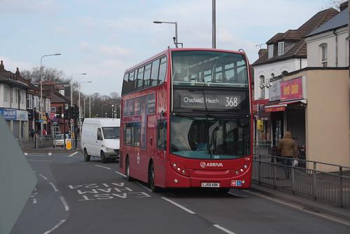 Arriva London T74 LJ59ABK