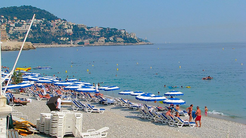 Bikini Beach Babes French Riviera