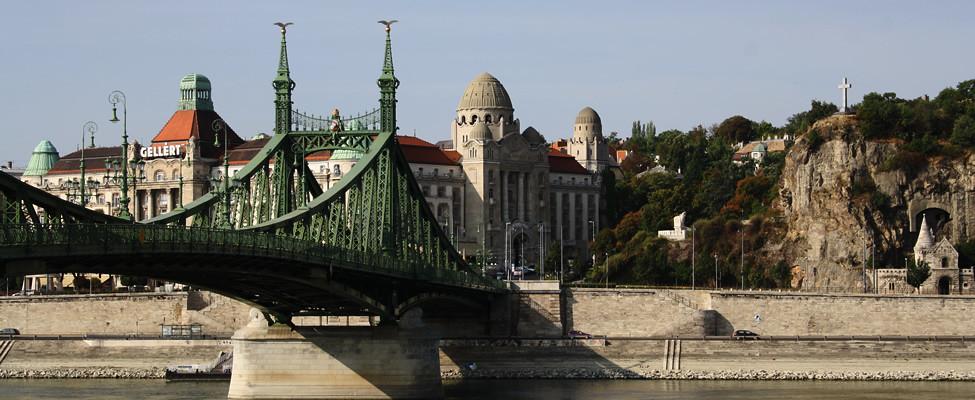 Tips stedentrip Boedapest, thermale baden: Gellert | Mooistestedentrips.nl
