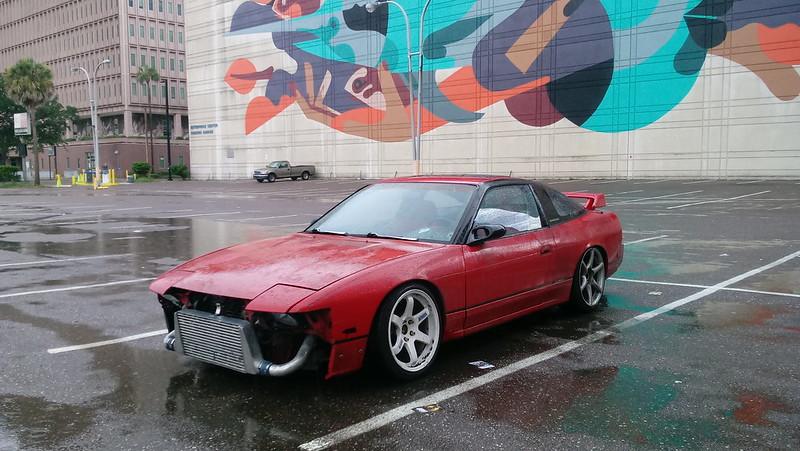 FL 1991 SR20DET Kouki style S13 Hatch- Full interior/Full
