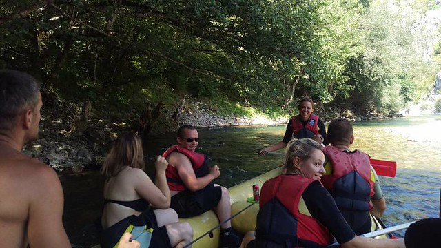 Rafting-Canyoning on the Neretva river