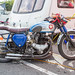 Lydden Hill August 2016 Paddock Sidecar BSA No 6 001