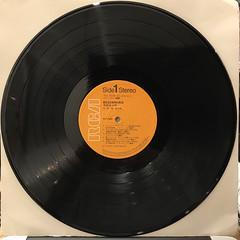 竹内まりや:ビギニング(RECORD SIDE-A)