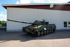 Infanterikanonvagn 91 at Arsenalen Strängnäs (S)