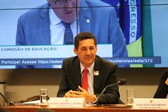31.08.2017 Audiência Pública sobre a Reforma do Ensino Médio - Câmara dos Deputados