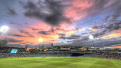 T20 Blast Cricket at The Oval