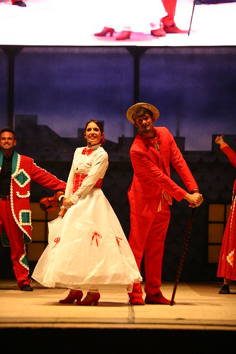 Musical Infantil Mary Poppins en el auditorio municipal