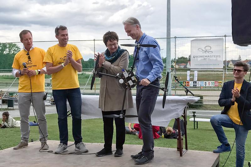 DroneMasters Convention 2017 - Industry Drone Marathon