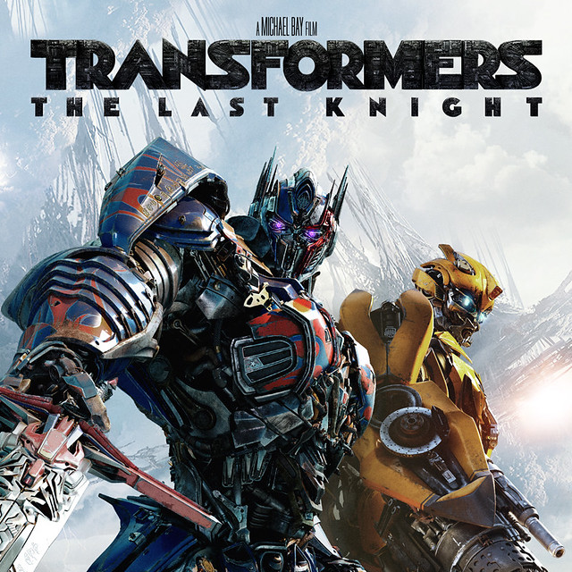 Transformers: The Last Knight (plus Bonus Features)