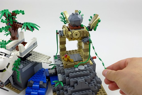 LEGO City Jungle 60161 Jungle Exploration Site 80