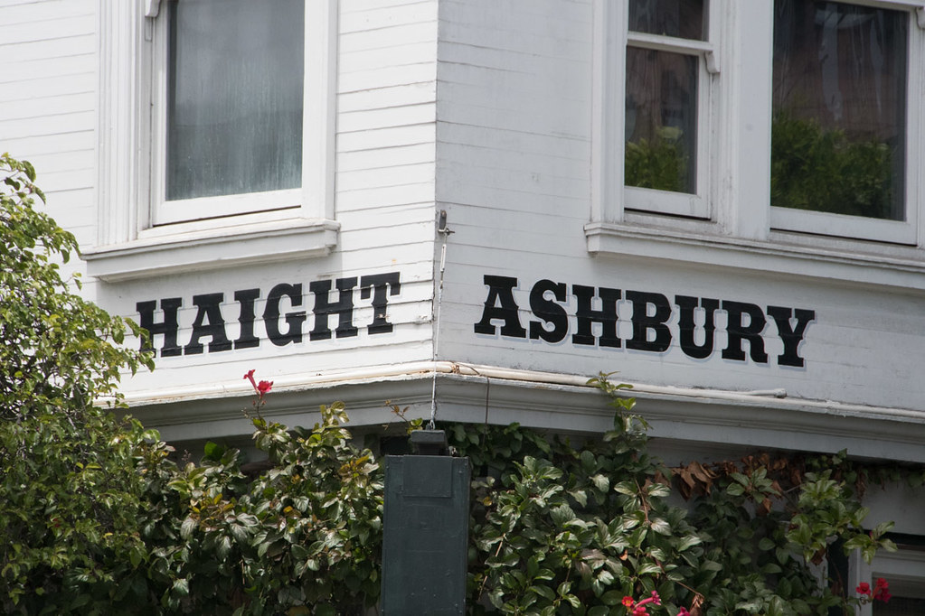 Haight Ashbury Neighborhood San Francisco