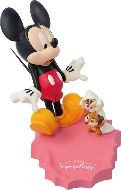 被嚇得魂不附體還是好萌~一番賞 迪士尼角色系列【吃驚!你被整了!驚喜派對!】一番くじ ビックリ!ドッキリ!サプライズパーティー!