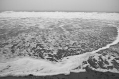 Swirls of Hurricane Froth