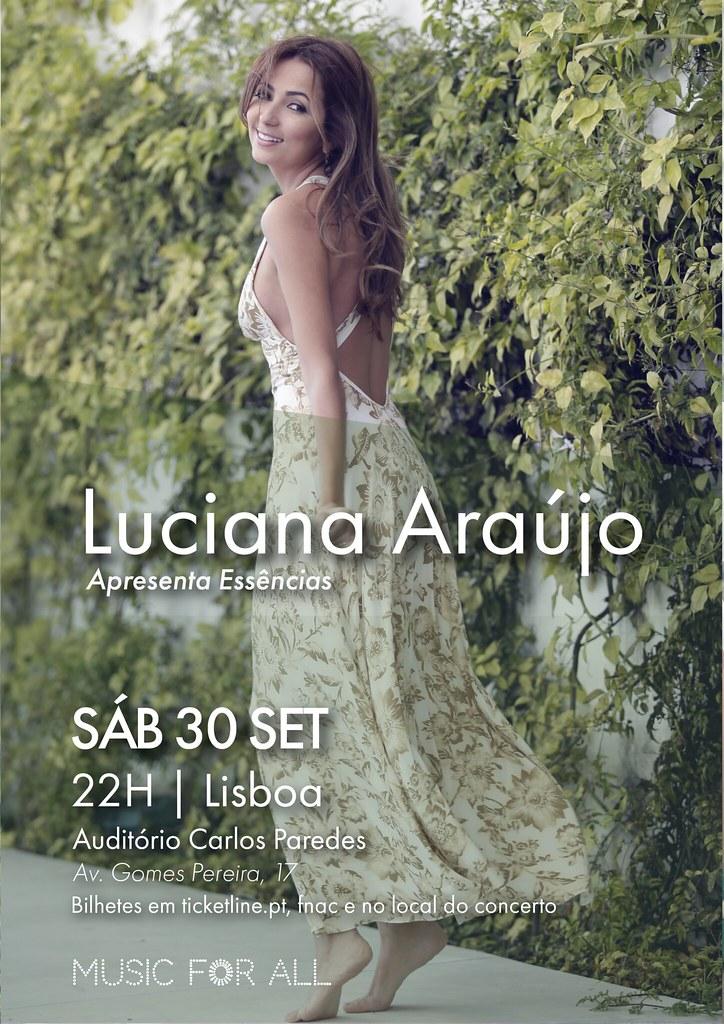 Luciana Araújo_Auditório Carlos Paredes