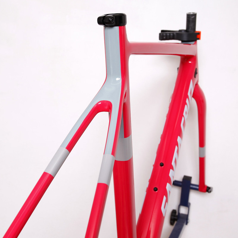 Santa Cruz Stigmata Frame Set Repainted by Swamp Things.