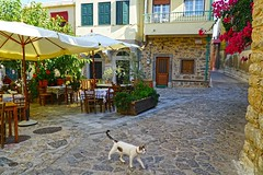 Olympoi Village, Chios