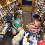 Yellow Springs Summer Reading Bookmobile Party