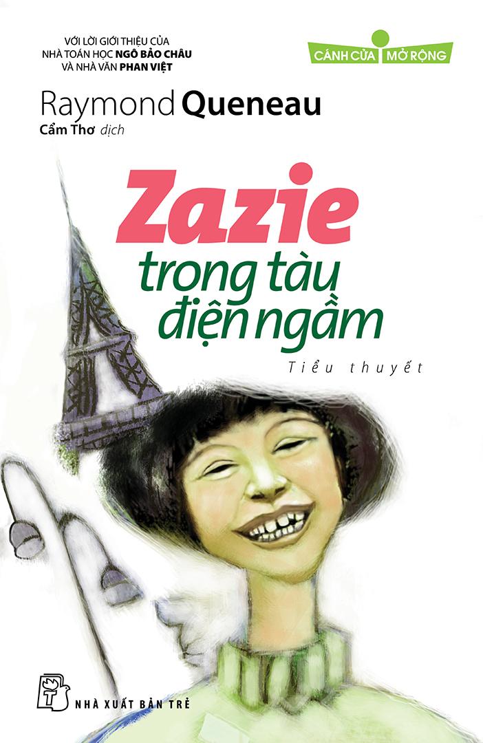 Zazie Trong Tàu Điện Ngầm - Raymond Queneau