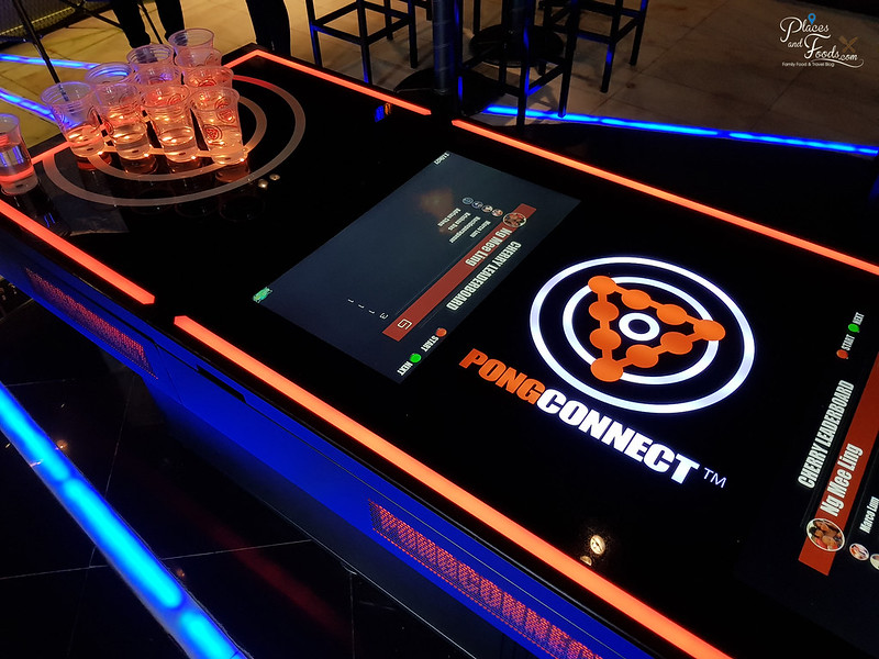 tap it out pong game