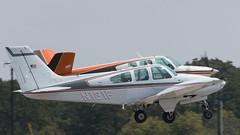 V tails 1963 BEECH 95-B55 (T42A) N131F