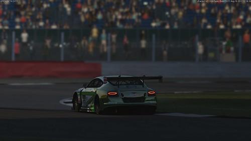 rFactor 2 - Bentley Continental GT3 @ Silverstone