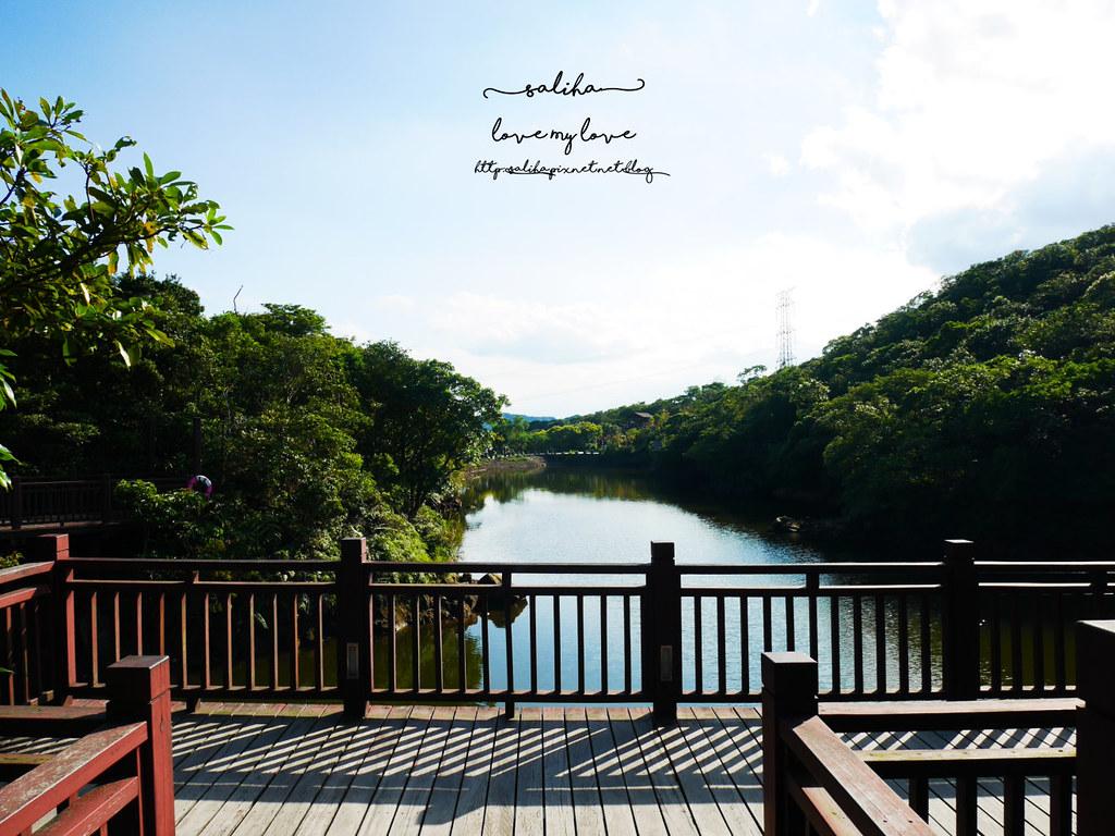 基隆一日遊免費景點推薦情人湖公園 (3)