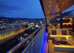 Rattan Sedia - Hotel Marriott rattan namjestaj, podne obloge, pergola tende