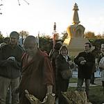 Takloung Matrul & Péma Wangyal Rinpochés 11/2008