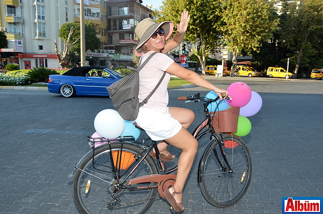 Alanya süslü bisiklet turu -2