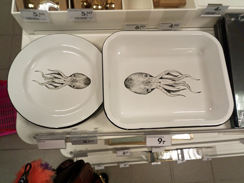 Octopi at HEMA