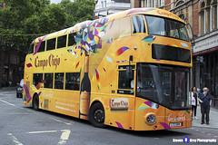 Wrightbus NRM NBFL - LTZ 1284 - LT284 - Campo Viejo - Go Head London - London 2017 - Steven Gray - IMG_1104