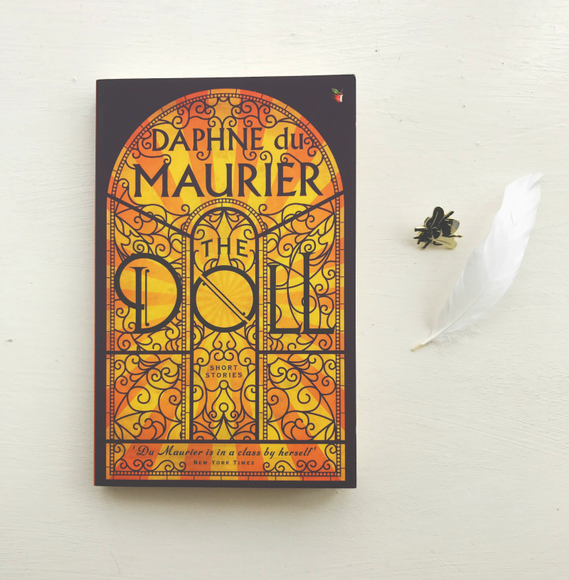 the doll daphne du maurier vivatramp book blog uk