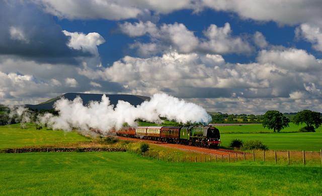 Steaming Duchess
