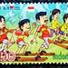 Indonesia Raya Indonesia Jaya by eni_masruriati