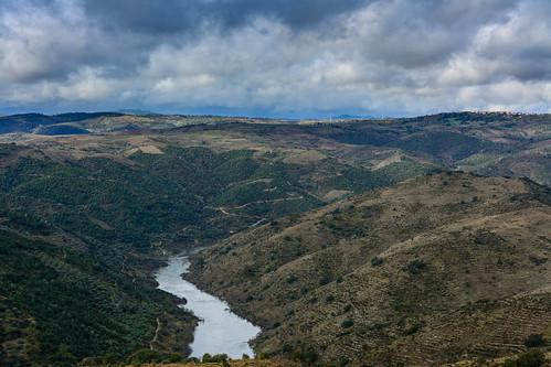 Villarino de los Aires. Mirador de la Faya