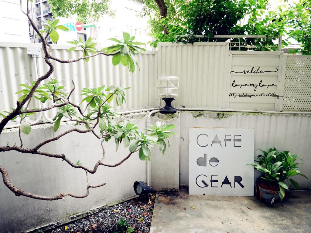 cafe de gear捷運中正紀念堂站附近餐廳推薦 (17)