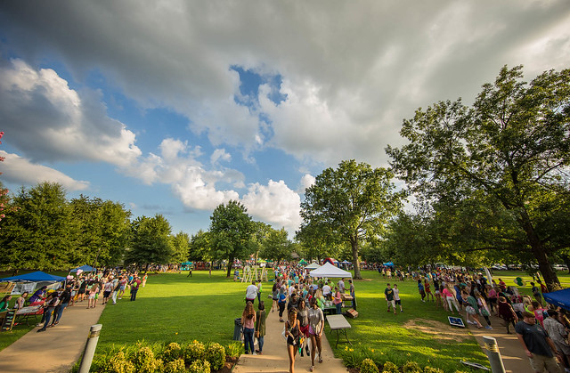 2017 Welcome Week: Involvement Fair | 8/21/17