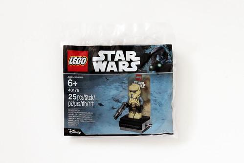 LEGO Star Wars Scarif Stormtrooper (40176)